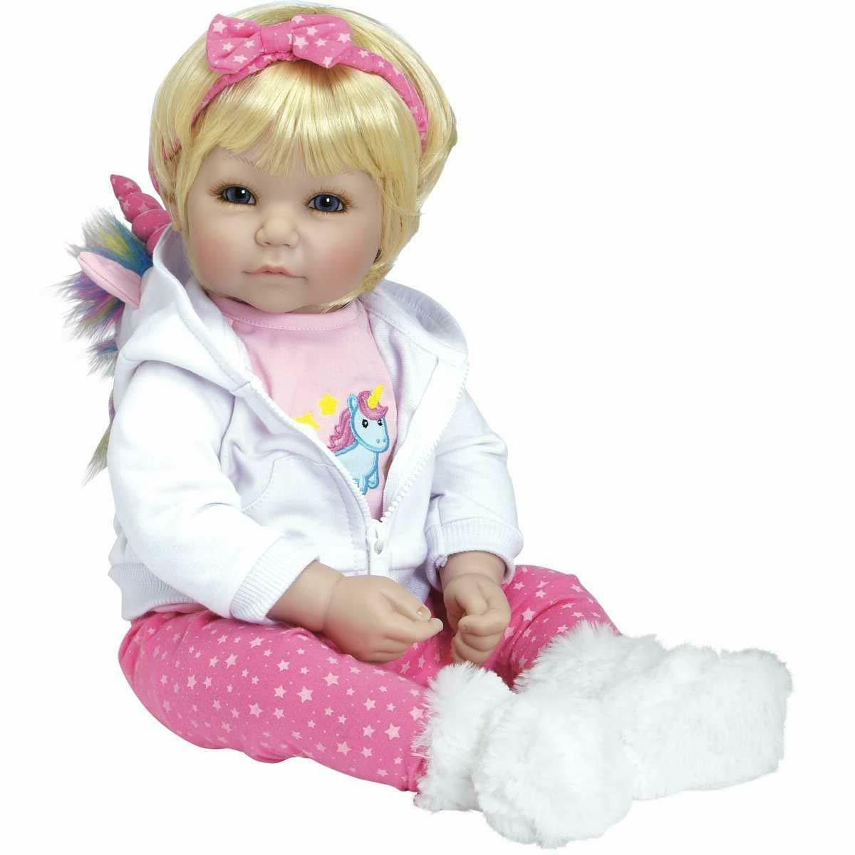 toddler weighted doll gift set