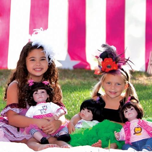 """Adora 20"""" Weighted Doll Gift Set for 6+ Huggable Snuggle Soft Body"""