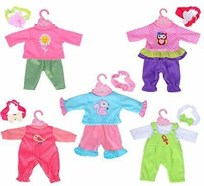 Outfits 10-inch Dolls