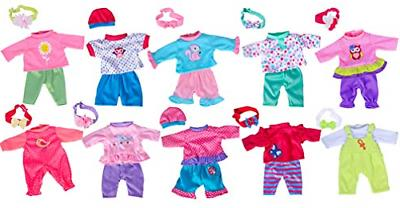 ebuddy Total 10-Sets Clothes Outfits for for Baby