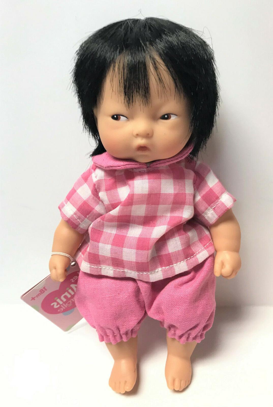 vintage mini baby doll toy 8 les