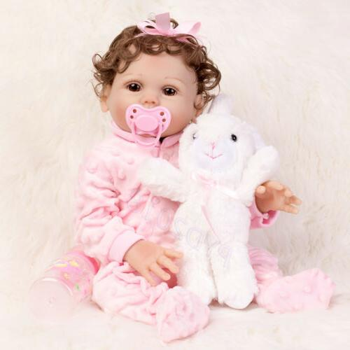 "Waterproof 18"" Dolls Body Silicone Doll"
