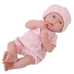 """JC Toys La Newborn Boutique - Realistic 15"""" Anatomically Cor"""