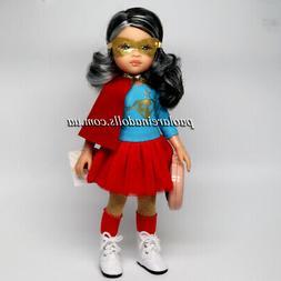 "Paola Reina Las Amigas Super Paola 13"" doll, 04655"