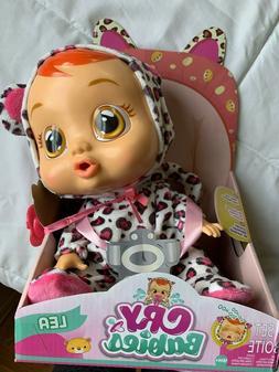 lea doll imc toys leopard color