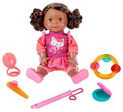 Little Mommy Let's Make Music African-American Doll