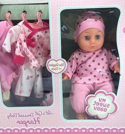 Toysmith Lets Get Dressed Doll