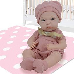 12 Inch Newborn Life Like Baby Dolls for Girls - Vinyl Body