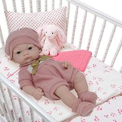 10 Inch Newborn Life Like Baby Dolls for Girls - Vinyl Body