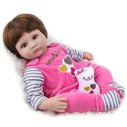 Kaydora Reborn Baby Doll Girl Handmade Huggable Baby Doll, 1