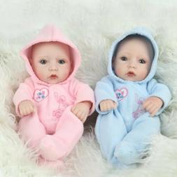 lifelike newborn babies preemie 10inch full body