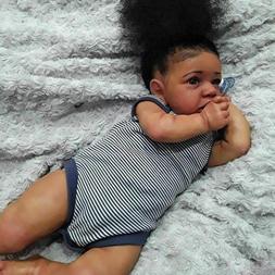 F Lifelike Rebirth doll Baby Dolls Full Vinyl Silicone Real
