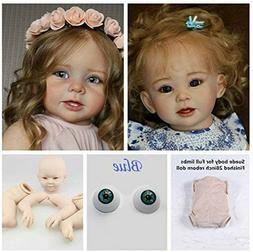 Lifelike Reborn Baby Dolls 28 Inch Toddler Bay Reborn Doll A