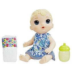 Baby Alive Lil' Sips Blonde Baby