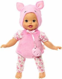 Little Mommy Dress Up Cuties Pig Doll