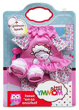 "Fisher-Price Little Mommy Sweet as me Fashions ""Counting She"