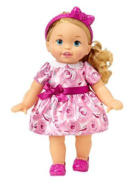 Little Mommy Sweet as Me Teatime Darling Baby Doll