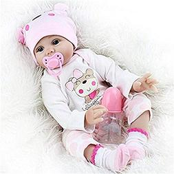 NPK Looks Real Toddler Reborn Baby Doll Soft Silicone Vinyl