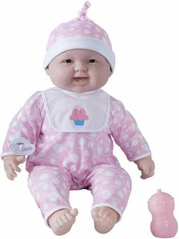 JC Toys 'Lots to Cuddle Babies' 20-Inch Pink Soft Body B