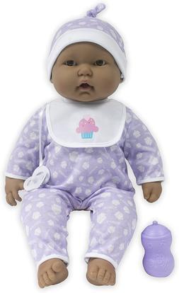 JC Toys 'Lots to Cuddle Babies' Hispanic 20-Inch Peach S