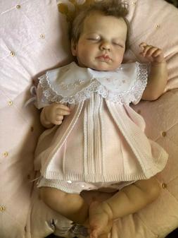LouLou reborn girl ~ Sold out kit by Joanna Kazmierzak~O