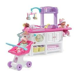 Step2 Love and Care Play Set - Kids Toy Nursery and Doll Str