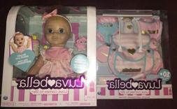 Luva bella doll with nursery set