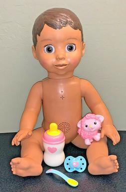 LUVABELLA INTERACTIVE BABY DOLL ORGINAL ACCESSORIES