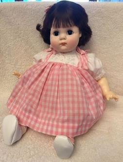 "MADAM ALEXANDER 19"" PUDDIN BABY DOLL MINT IN THE BOX #6930"