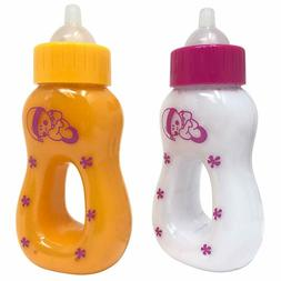 The New York Doll Collection Magic Juice & Milk Bottle Set F
