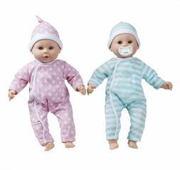 Melissa & Doug 31711 Mine to Love Twins Luke & Lucy Dolls