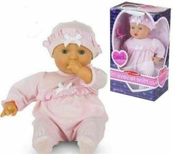 "Melissa and Doug ""Mine To Love"" Jenna Baby Doll 12"" NEW IN B"