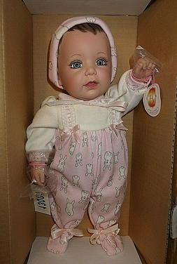 "MIB LIMITED EDITION ADORA 13""  COLLECTIBLE BABY DOLL"