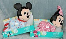 Disney Baby Mickey Mouse Musical Crawling Pal Plush Doll