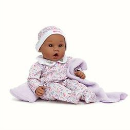 Madame Alexander Middleton Doll Newborn Baby Lavender Africa