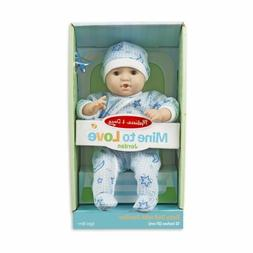 "Melissa & Doug Mine to Love Jordan 12"" Light Skin-Tone Boy"