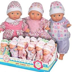 Toysmith Mini Babies Toy