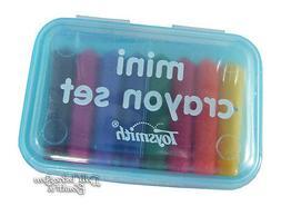 Toysmith Mini Crayon Set, 8 Per Package
