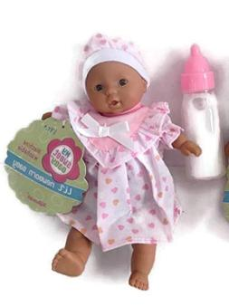 Toysmith Mini Baby Doll African American Outfits Will Vary P