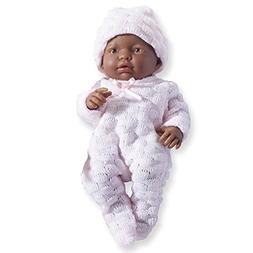JC Toys Mini La Newborn African American