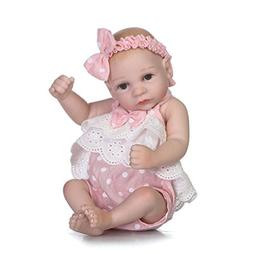 "TERABITHIA Miniature 10"" Adorable Rare Alive Reborn Baby Dol"
