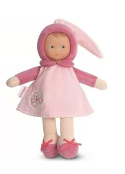 "Miss Babi Corolle Girl Doll 9.5"" Blue Eyes Vinyl & Soft Plus"