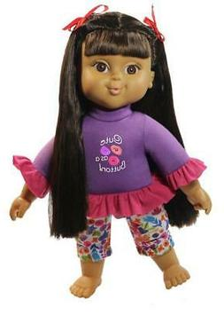 Mixed Race Doll Hispanic Baby Doll Toddler Doll Positively P