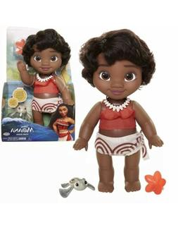 Disney Moana New Spring 2018 Young Moana Doll 12 Inches Girl
