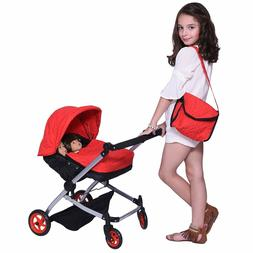 The New York Doll Collection Modern Twin Deluxe Baby Boo Str