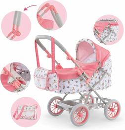 Corolle - Mon Grand Poupon Carriage Stroller  Folding Design