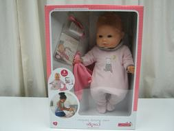 Corolle Mon Grand Poupon Eloise Goes to Bed Set Toy Baby Dol