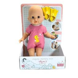 Corolle Mon Premier Poupon Bebe Bath Plouf Pink Toy Baby Dol
