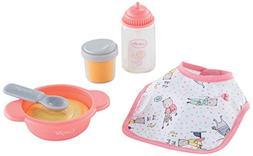 Corolle Mon Premier Poupon Mealtime Set Toy Baby Doll