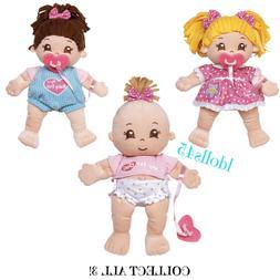 "Adora My 1st Adora 15"" Baby Tee Cloth Doll  SKU#20453008 Age"